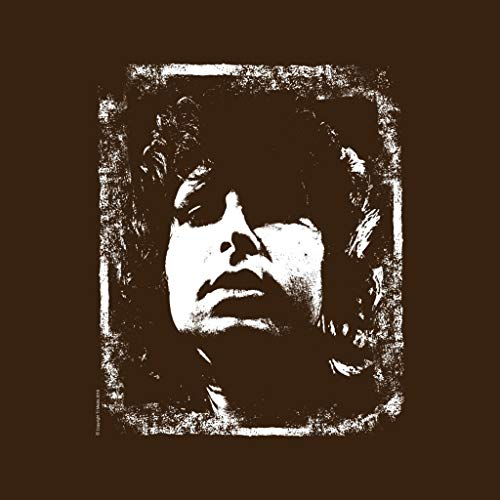 d2216857 Tv Sweatshirt Women's Retro Chocolate Times Jim Morrison frwqxRBfnS