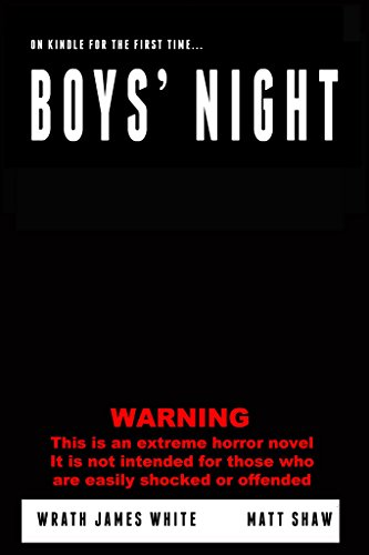 Boys' Night: An Extreme Horror