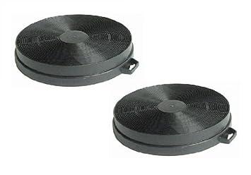 First4Spares - Filtros de carbón para campanas extractoras B&Q, Cata, Designair y Cooke &