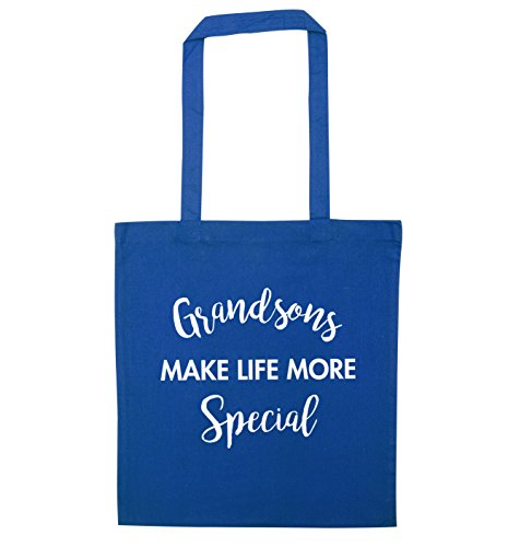 tote Grandsons special life bag Flox Blue make Creative more vvqfxwO76Z