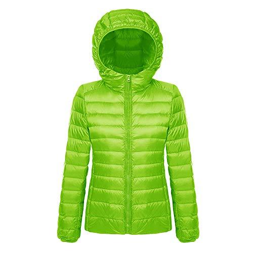 Courte Outwear Légère Veste Poche Cintrée Vert Taille À Femme Millenniums Blouson Jacket Manteau Doudoune grande Chic Avec S~3xl Duvet Capuche En Hiver Compressible BMWXX0UqR