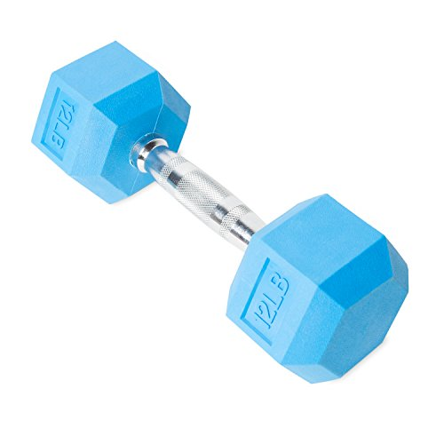 CAP Barbell Color Coated Dumbbell