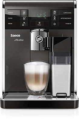 Saeco Moltio Carafe HD8869/47 Espresso Machine (Certified Refurbished)