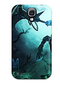 Tpu Case Cover For Galaxy S4 Strong Protect Case - League Of Legends Design