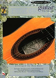Hal Leonard n 39 Progressive Solos for Classical Guitar Book & CD -Book 2 by Hal Leonard