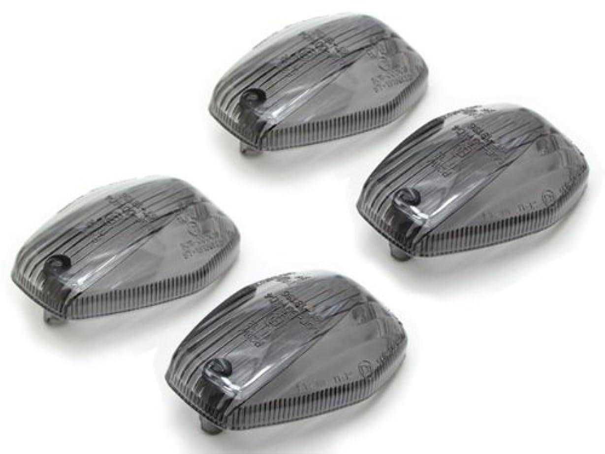 スーパー書き込みベルベットTRICLICKS ヘッドライトガード ヘッドライトカバー 直径:5 3/4 (14.6cm) ハーレー ブラック