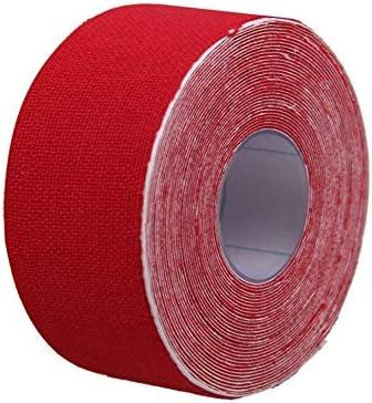 2.5cm * 5m Vendaje elástico Cinta adhesiva de algodón Lesiones ...