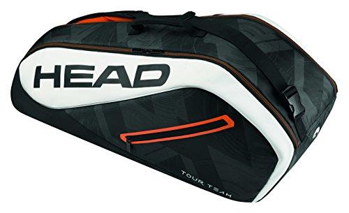 HEAD Tour Team 6R Combi Tennis Bag, (Head Tour Team Tennis Bag)