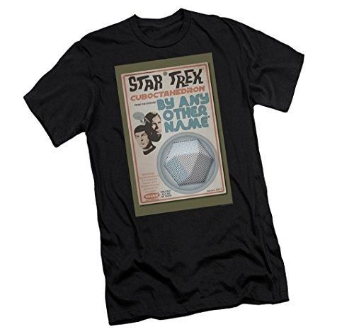 TOS Episode 51 -- Star Trek Episode Art Adult Slim-Fit Premium T-Shirt, Large