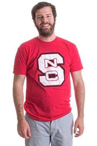 North Carolina State University | NC State Wolfpack Vintage Style Unisex T-shirt