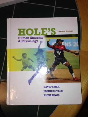 Hole's Human Anatomy & Physiology [Hardcover]