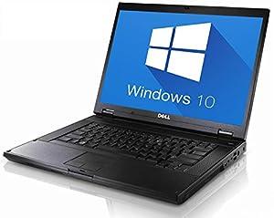 Dell E6400 Latitude Laptop - Intel Core 2 Duo 2.40ghz - 4GB DDR2 - 160GB SATA HDD - DVDRW - Windows 10 Home 64bit - (Certified Refurbished)