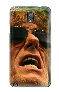 Caronnie Premium Protective Hard Case For Galaxy Note 3- Nice Design - Luis Alberto Spinetta