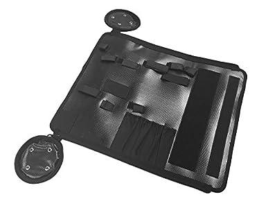 Uber bar tools Pro Bar Roll Case, Black