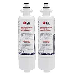 The LG LT700P / LT700PC Replacement Refrigerator Water Filter (part# ADQ36006101) is compatible well with the following LG refrigerators: LFX25978SB, LFX25978ST, LFX25978SW, LFX25991ST, LFX28968SB, LFX28968ST, LFX28968SW, LFX28978SB, LFX28978...