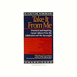 Take It from Me Audiobook