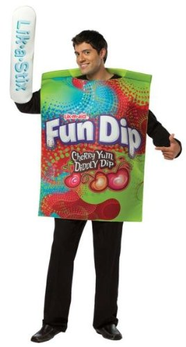 Costumes For All Occasions Gc3985 Fun Dip (Mens Fun Dip Costume)