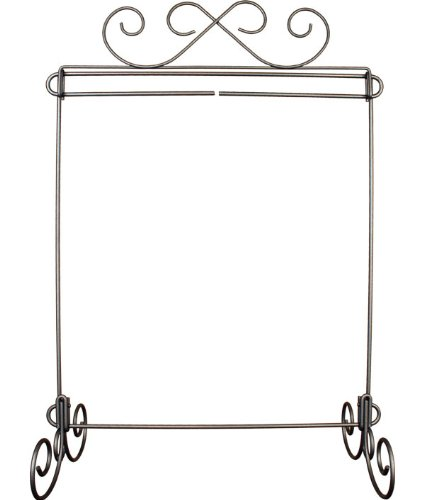 Ackfeld 87747 Scroll Single Stand, 12