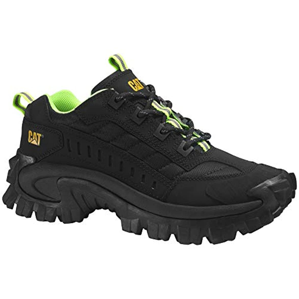 Caterpillar Intruder 1 Donna Nero Sneaker