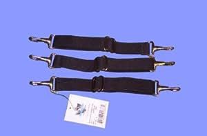 Hood elastic Straps Set of 3