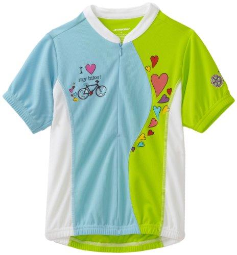 Kanu Bike Girl's Kool Kitten Cycling Jersey