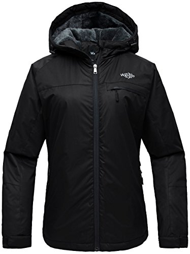 Black Snowboarding Jacket - 5