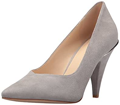Nine West Womens 25026481 Whistles Suede Grey Size: 6 US / 6 AU