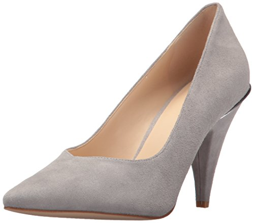 Talla Zapatilla Nine West Light Grey Mujeres q0xtZ6w