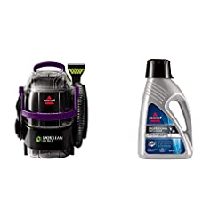 SpotClean Pro with Carpet Shampoo