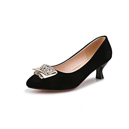 Para Mujer 1to9 Negro De Zapatos Vestir tqwI8F