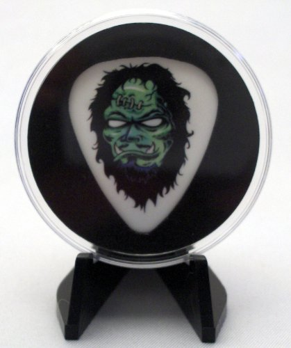 Dunlop Stand - Metallica Kirk Hammett Zombie Guitar Pick Display With Stand