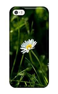 2015 White Flowers Phone SamSung Galaxy S5 Mini/ High Quality PC Case