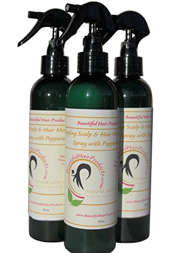 Beautiful Hair Products Tingling Scalp & Hair Moisturizing S
