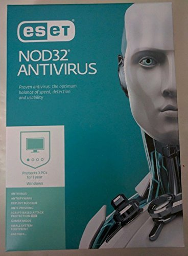 Eset Nod32 Antivirus   1 Device  3 Years