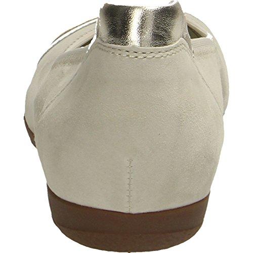 Gabor Pump 168 Leather 84 Jenny Powder Metallic R8rRSxq