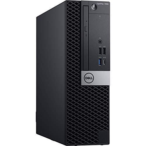 Dell Optiplex 7060   Intel 8th Gen i5-8500 (6 Core)   16GB 2666MHz DDR4   256GB Solid State Drive SSD   Win 10 Pro   Small Form Factor (Renewed)