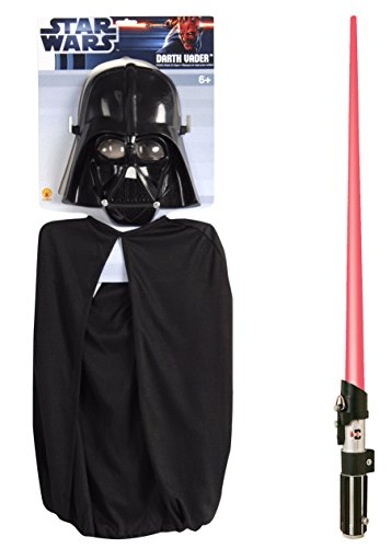 Rubie's Child's Star Wars Darth Vader Costume Accessory Kit