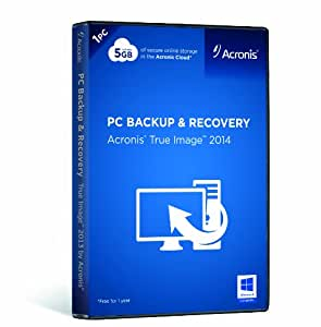 Acronis True Image Backup & Recovery 2014