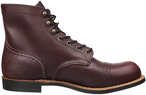 Red Wing Heritage Iron Ranger 6-Inch Boot, Oxblood