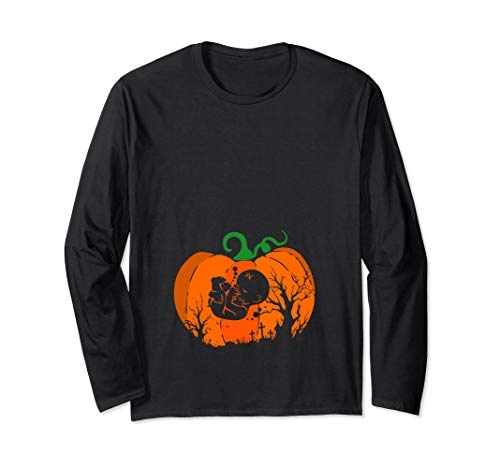 Halloween Costume Funny Pregnancy Tee for Mother! Baby Mom