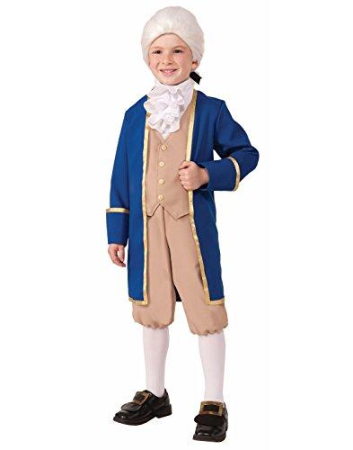 Forum Novelties Deluxe George Washington Costume, (Historical Reenactment Costumes)