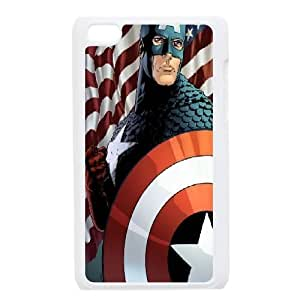 LTTcase Customised Personalised Marvel's Case for ipod touch4