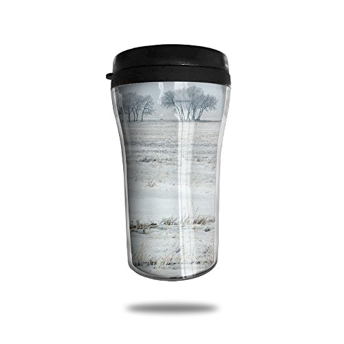 [Top1VA Forest Series Water Bottle Hot Cold Tumbler With Water Tight Travel Bottle Vacuum Sealed Flip Top Lid Drink] (Forrest Gump Kid Costume)