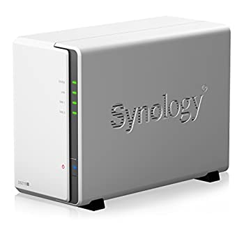 Synology 2 Bay Nas Diskstation Ds218j (Diskless) 5