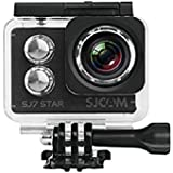 SJCAM SJ7 STAR BLK 4K NATIV Actionkamera (16MP, Touchscreen, Sony Sensor, WLAN, HDMI, Wasserdicht) schwarz