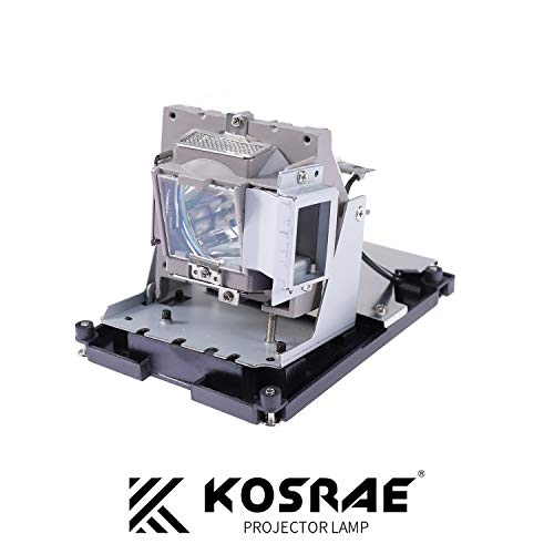 KOSRAE BL-FU310B Replacement Lamp Bulb with Housing for OPTOMA EH500 X600 DH1017 Projector