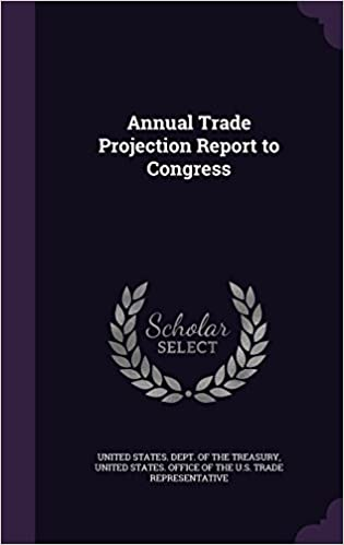 Book Annual Trade Projection Report to Congress