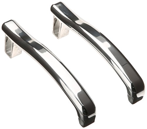 All Sales 905 Polished Billet Aluminum Plain Door Handles - Set of 2 (Billet Door Handle 2003 Hummer H2 compare prices)
