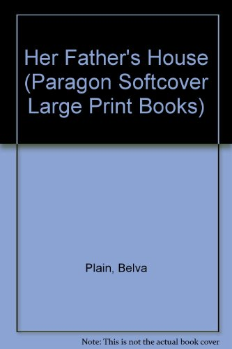 Her Father's House (Paragon Softcover Large Print Books)