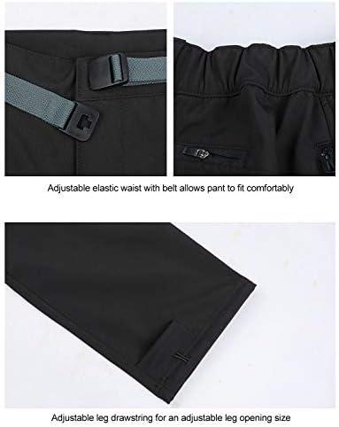 Pantaloni termici da corsa da uomo in pile per attivit/à allaria aperta BALEAF
